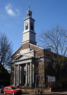 Herbestemming Hoflaankerk