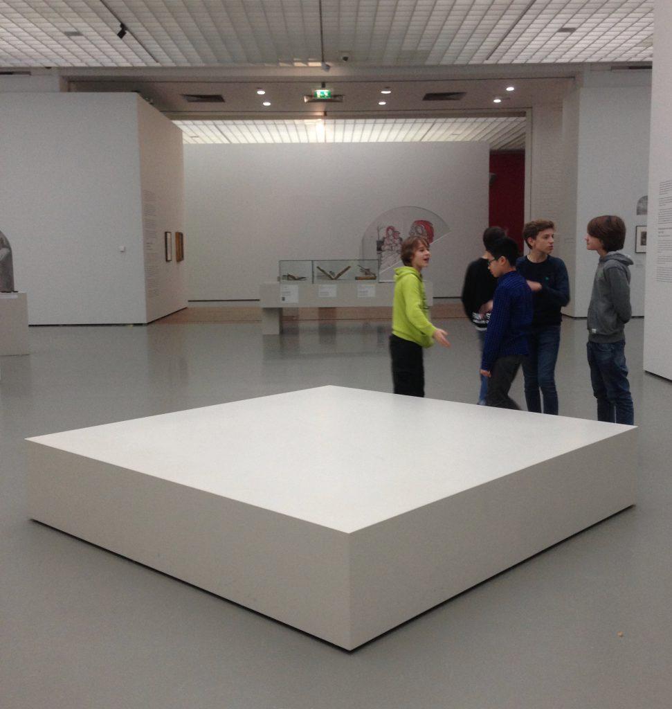 Bescherming Kunstwerken Museum Boijmans