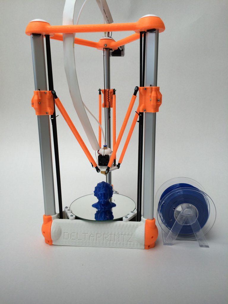 3D prints voor Better Future Factory