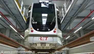 Optimalisatie klimaattechniek  in Tram en Metro