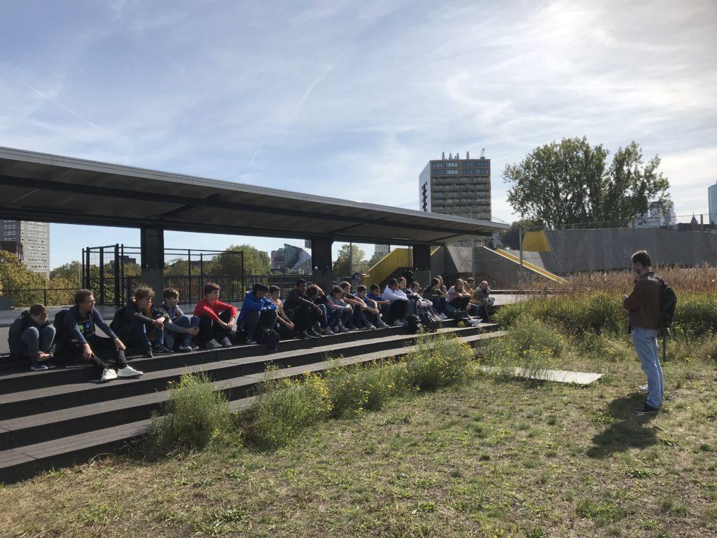 Het Groene Spoor / Rotterdam Highline
