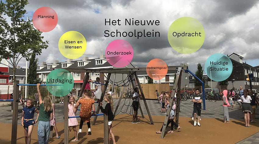 Het Groene Schoolplein